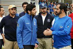 Nasser HIK, Mohammed RSM y Hamdan MRM, RU (24/08/2012)