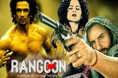 Rangoon (2017) Hindi Full Movie Online