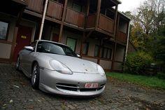 Porsche 996 GT3 MK1, via Flickr.