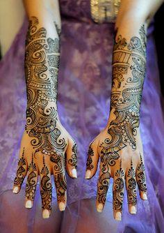 #arabic #henna #mehendi