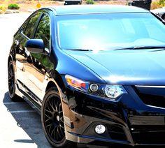 Acura TSX. I want these Rims :0