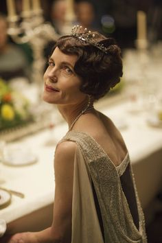 Cora - Downton Abbey, Last Season 2015 ..