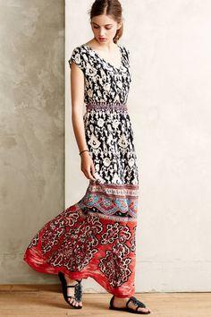 Chennai Maxi Dress   Anthropologie