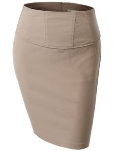 J.TOMSON Women's Front Zip Stretchy Pencil Skirt SMALL KHAKI J.TOMSON http://www.amazon.com/dp/B00I0HH0IU/ref=cm_sw_r_pi_dp_RUuKtb1CZWYKN84M