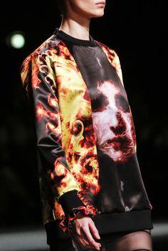Givenchy Otoño Invierno 2013/2014 - Pasarela