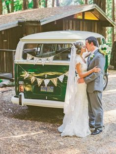 just married... photo: Michele Beckwith