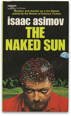 science fiction book covers asimov - Google Search