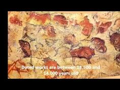 ▶ Prehistoric Cave Paintings - Slideshow (2:47)