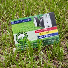 lawn care company case study