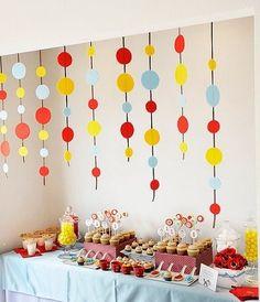 Decoração de baixo custo, decoração de festa barata, decoração de festa econômica, festa aniversario econômica, simples, barata, fácil, criativa, faça você mesmo