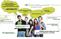 Curso 2013 / 2014 | Escuela Internacional Naturopatia M.R.A.