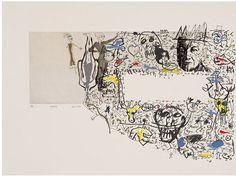 ENTRE MATRICE ET RUINE ; L'ESTAMPE CHEZ MARC SÉGUIN / Galerie Simon Blais | Le Vadrouilleur urbain