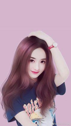 赵丽颖。。 Cute Cartoon Pictures, Cute Cartoon Girl, Cool Anime Girl, Pretty Anime Girl, Kawaii Anime Girl, Beautiful Anime Girl, Anime Art Girl, Girl Pictures, Lovely Girl Image