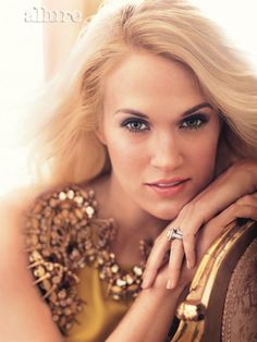 Carrie Underwood for Allure (February 2013)