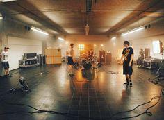 Music Video Set for the Band @staatspunkrottxspr  I've directed last summer. #behindthescenes #MakingOf #videoset @orangeamplifiers by noltekuhlmann