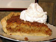 http://coleensrecipes.blogspot.com/2011/05/mock-pecan-pie.html