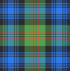 The Tartans of Clan Grant