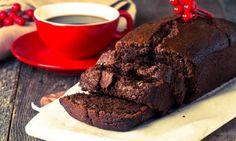 Un pain Choco Bread Cake, Dessert Bread, Sweet Recipes, Cake Recipes, Dessert Recipes, Paleo Dessert, Banana Zucchini Muffins, Healthy Breakfast Snacks, Ww Desserts