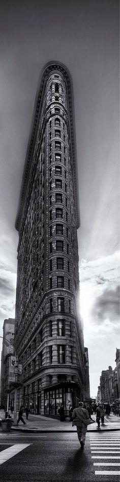 the flatiron - Cerca de este edificio hay una escuela del Método DeRose en NY.
