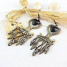 Alloy Fashion Archaize Earrings[US$1.92],shop cheap fashion earring at www.favorwe.com