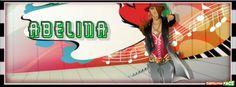 Abelina - Portadas con nombres para Facebook