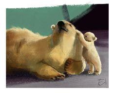 Bear sketch 2