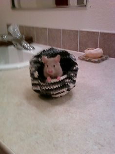 Ravelry: KnitMama247's Hamster Hut Hamster Stuff, Knit Art, Cute Hamsters, Rodents, Crochet Ideas, Make Me Smile, Ravelry, Your Pet, Fiber