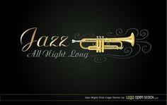 Jazzy Musician Business Card Template - http://www.dawnbrushes.com/jazzy-musician-business-card-template/