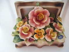 Antique Nuova Capodimonte Porcelain From Italy by parkledge, $3500.00
