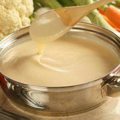 Aprenda a preparar a receita de Creme branco para sobremesas