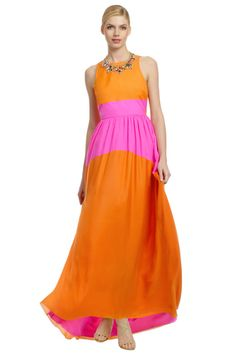 Rent the Runway: Tibi, Rental: $125 to wear to summer weddings?  I think ...yes!