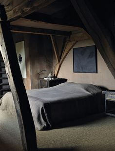 Modern yet rustic spaces: Axel Vervoordt – Wabi Inspirations