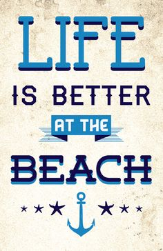 metalboxdesign — Life is Better at the Beach