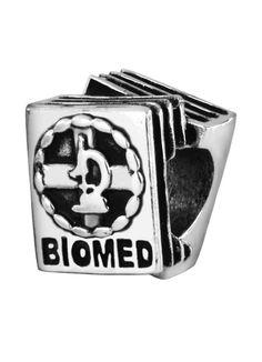 Berloque profissão Biomedicina