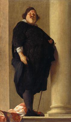"givemesomesoma: ""  Portrait of a Gentleman, 1630, Charles Mellin, Gemäldegalerie Berlin. """