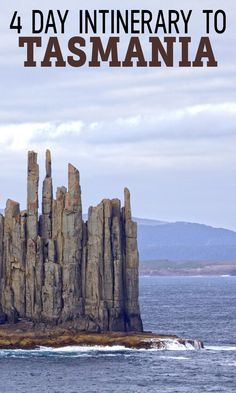4 Day Itinerary to Tasmania, Australia