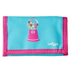 B2s Wallet from Smiggle - gumballs