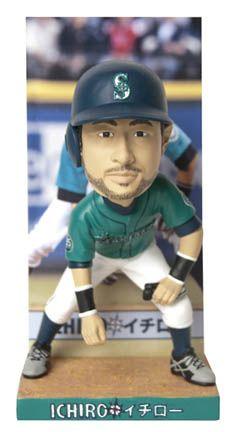 12 Ichiro Bobblehead