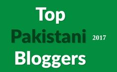 Today we are going to share the list of top Pakistani bloggers who have actually inspired the world and are working awesomely for making their future bright Make Money Online, How To Make Money, Pakistani, The Help, Blogging, Social Media, Bright, Writing, Future