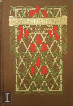 book cover designed by  Margaret Armstrong