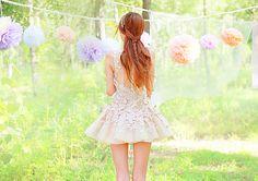 Flower ladyⅡ:花 (by摄影师蝈蝈小姐)