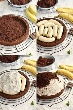 Ciasto Kopiec Kreta - Justyna Dragan Tiramisu, Food Ideas, Good Food, Cooking, Ethnic Recipes, Kitchen, Tiramisu Cake, Healthy Food, Brewing