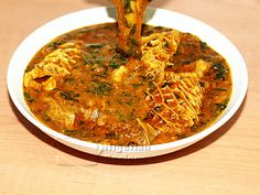 Welcome to Ifeanyi Chukwudile's Blog: Easiest way of making local ogbono soup ( simplies...