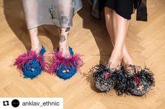 #Repost @anklav_ethnic with @repostapp  ・・・  backstage ANKLAV FASHION SHOW SS17  ⠀⠀⠀ ⠀  Тапочки LALO в наличии всех цветов ⠀⠀⠀ ⠀⠀⠀ ⠀⠀⠀ ⠀⠀⠀  ph. @bochkarev  ____________________  ΛNKLΛV  Краснодар, ул.Красных Партизан, 212  🇦🇲🇦🇿🇬🇪🇷🇺🇺🇦=❤️ Shop #Lalo SS17 flip flops at ANKLAV  ETHNIC
