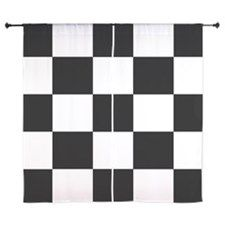 Shop Black and White and Red Square Curtains designed by Adrianne_Desire. Lots of different size and color combinations to choose from. Curtain Designs, Shower Curtains, Black And White, Red, Color, Black White, Colour, Blanco Y Negro, Colors