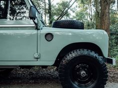 It may not be the only car in your garage, or even conventionally the prettiest, but the Land Rover Series 3 Defender will be your most prized possession. Motorcycle Camping, Camping Gear, Land Rover Santana, Land Rover Camping, 4x4, Land Rover Series 3, Beach Cars, Ford Pickup Trucks, Expedition Vehicle