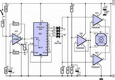 Stepper Motor Controller Circuit Diagram Electrical Info PICS