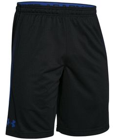 Under Armour UA Men/'s Heat Gear Tech Mesh Athletic Running Gym Shorts