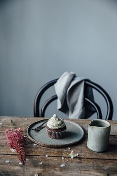 our food stories: Chocolate-Beetroot-Cupcakes with Cashew-Chia-Frosting from the Edeka Food Labs Event