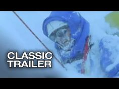 touching the void 2003 movie trailer Classic Trailers, Movie Trailers, Touching The Void, Joe Simpson, Search And Rescue, Web Inspiration, My Muse, Movie List, Official Trailer